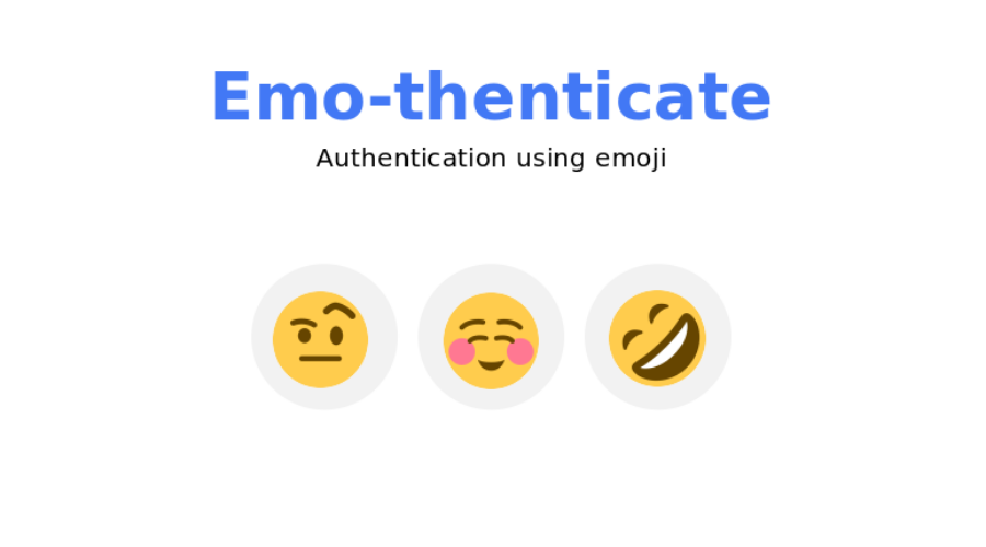 Using Emotions as Your Password